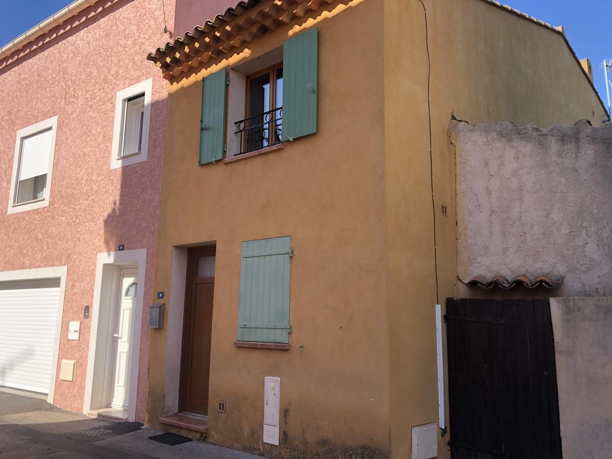 Maison de village - Puget-Ville